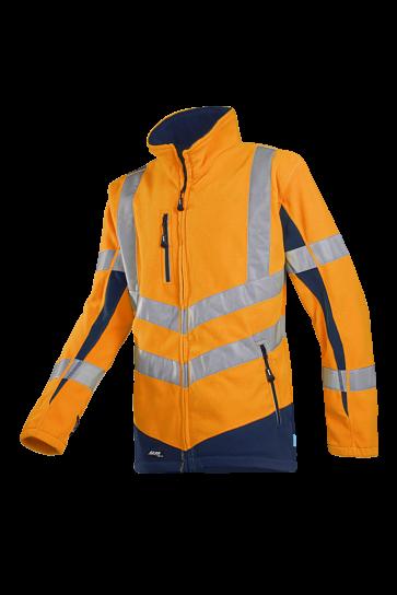 Sioen Senic Hi-Vis Fleece Jacket